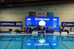 Coppa Italia pallanuoto, Pro Recco si conferma campione. Dominata AN Brescia in finale: 10-3