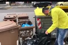 Abbandono rifiuti in corso Vittorio Emanuele. Decaro: «Ristoratori accolgono così i turisti»