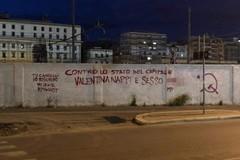 Bari, ricompaiono le scritte sui muri di via Capruzzi
