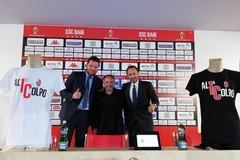 SSC Bari, avanti con Cornacchini e Scala. De Laurentiis: «Per la Serie C investiremo tanto»
