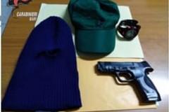 Mise a segno dieci colpi nei negozi di Santeramo e Cassano. Preso rapinatore 50enne