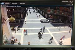 Bari, in via Sparano, in arrivo 42 nuovi occhi elettronici