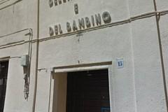 Allagamento nella scuola materna Villari, crolla il solaio