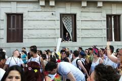 Bari pride, dai balconi alla strada la città dice sì ai diritti e all'amore