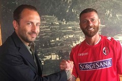 SSC Bari, ufficiale l'arrivo di Mirko Antenucci