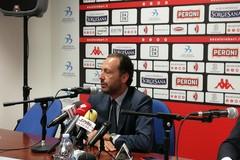 De Laurentiis: «Difficile che la C riprenda, sarà selezione naturale. Vivarini? Resta a Bari»