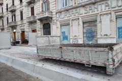 Kursaal Santa Lucia a Bari, un cantiere che diventa palcoscenico