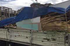 Trasportava rifiuti a Bari senza autorizzazione e senza revisione, denunciato