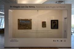 De Nittis in mostra all' aeroporto di Bari