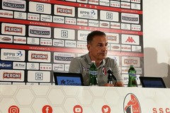 Bari-Ternana 2-0, Vivarini: «Vittoria da sei punti». Hamlili: «Goal più importante in carriera»