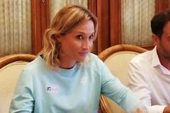 Tathiana Garbin presenta la Apulian tennis cup