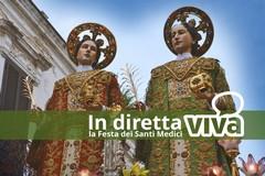 Santi Medici a Bitonto, la DIRETTA dell'Intorciata su BariViva