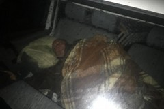 Bari, dorme nel furgone a Santa Caterina per proteggere il suo terreno