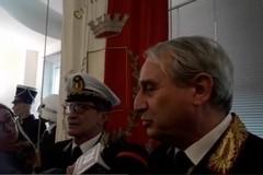 Il comandante Palumbo presenta l'attività della polizia locale a Bari