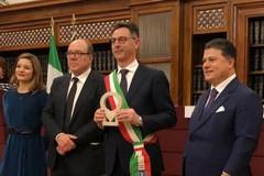 """""""100 Ambasciatori Nazionali"""", il comune di Triggiano premiato al Senato"""