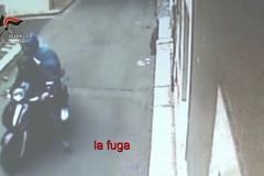 Il ferimento di un uomo a Triggiano lo scorso 12 gennaio