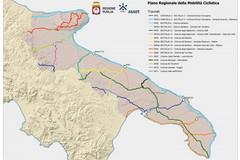 Puglia, la giunta adotta il Piano Regionale della Mobilità Ciclistica