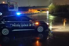 Pioggia a Bari, chiuso il sottopasso della Metro