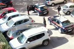 Furti in appartamento a Bari, gli arresti al quartiere Picone