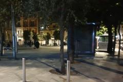 Bari, maxi rissa in piazza Risorgimento. Feriti due giovani