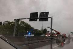 Scontro auto-camion sulla SS100, un morto e una persona ferita