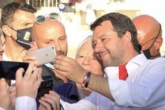"""Salvini a Barletta e Andria: """"Altieri sarà vice presidente in Puglia"""""""