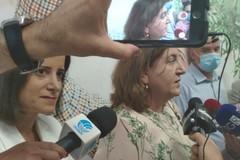 Catalfo e Laricchia inaugurano il comitato del Movimento 5 Stelle a Bari