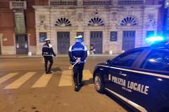 Bari, vengono da fuori città senza motivo. Multati dalla polizia locale