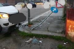 Doppio incidente in via Tararella, traffico nel caos a Bari