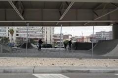 Domenica arancione, ma a Bari si gioca nello skate park del Ponte Adriatico