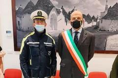 Alberobello (Bari), Vito Aquilino nuovo comandante della polizia locale