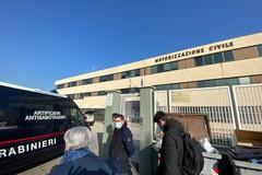 Bari, allarme bomba alla motorizzazione civile