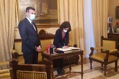 Bari, Decaro incontra Gelmini. Accolto pacchetto No Tax proposto da Anci
