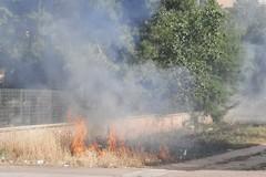 Il quartiere San Paolo di Bari brucia, la denuncia dei residenti