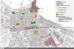 Bari, un bando ministeriale per il parco ex Fibronit e la pedonalizzazione di via Manzoni