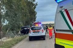 Provincia di Bari, tragico incidente stradale. Muore 60enne