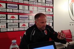 Bari-Turris 0-0, Cornacchini: «Abbiamo avuto tante occasioni, ma il punto è importante»