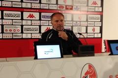 Bari-Città di Messina 1-0, Cornacchini: «Bravi a sfruttare l'episodio». Floriano: «Importante era vincere»