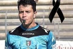 Scomparsa dell'arbitro Giordano, minuto di raccoglimento sui campi della Puglia