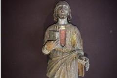 Conversano, i Carabinieri ritrovano in Friuli un busto di sant'Ulpiano rubato negli anni '60