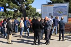 Partono i lavori nel giardino Peppino Impastato a Catino. Cantiere concluso in 300 giorni