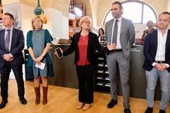 L'inaugurazione dei nuovi spazi della Rendella a Monopoli