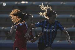 Serie A femminile, nuovo ko per la Pink Bari: 3-0 in casa dell'Inter