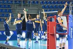 Volley, a Bari le gare dell'Italia nel torneo di qualificazione olimpica