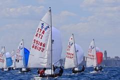 A Bari i campionati giovanili di vela in doppio, la terza giornata di gare