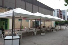 Vaccini a Bari, il Palacarrassi torna allo sport. Arriva il nuovo hub a Catino