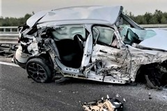 Bari, grave incidente in tangenziale. Codice rosso per l'autista di un Suv
