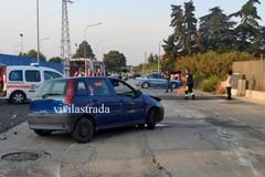 Gioia del Colle, moto si scontra frontalmente con un'auto: morto un 21enne