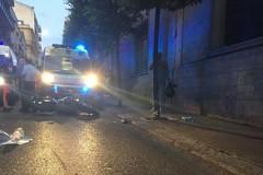 Gravina in Puglia, muore 81enne investito da una moto
