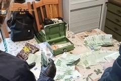 """Bari, la guardia di finanza svela l'usura di quartiere e prestiti a """"strozzo"""" con tasso del 1200%"""